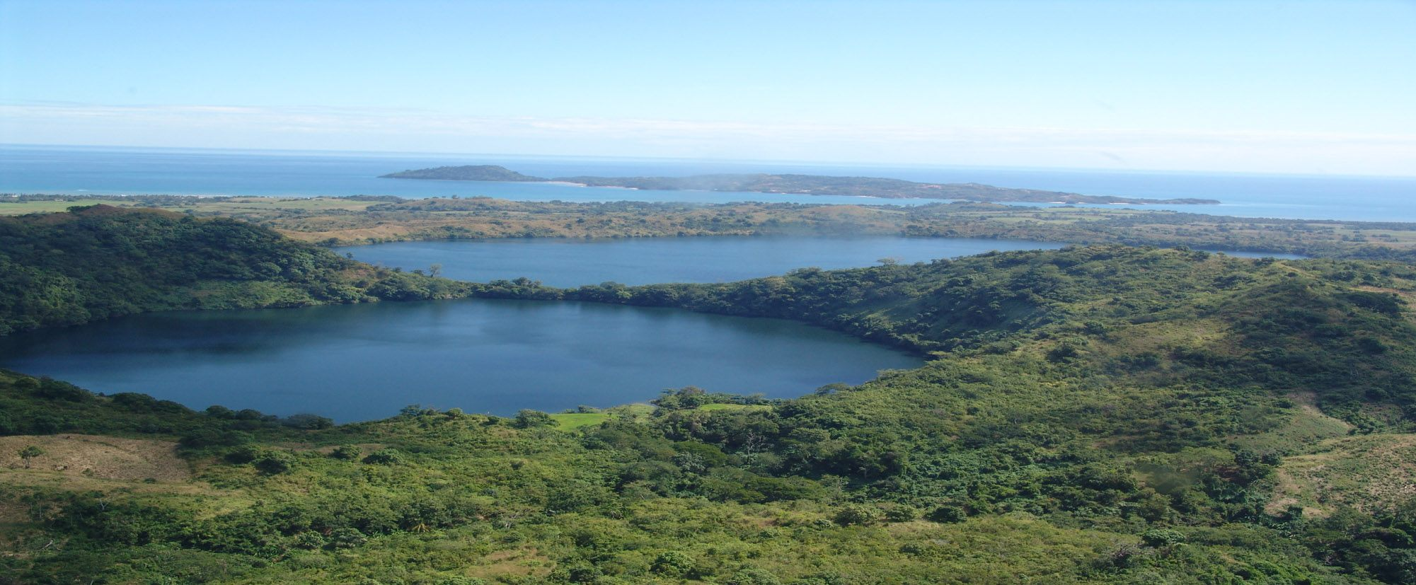 Mont Passot – Crater Lakes